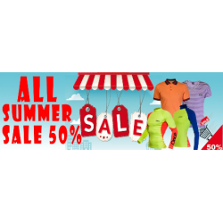 SALE ALL SUMMER