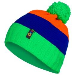 Шапка Once `16 green-blue-orange