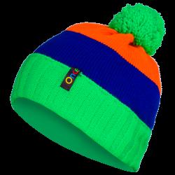 Яркие зимние шапки от Once