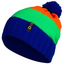 Шапка Once `16 blue-green-orange