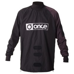 Wind jacket Once `17 black